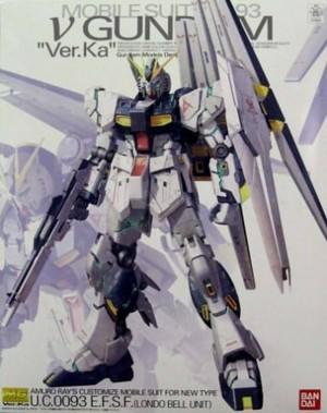 MG RX-93 νガンダム〔Ver.Ka〕
