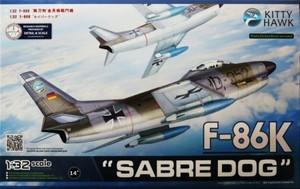1/32 F-86K セイバードッグ