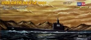 1/700 USS ガトー SS-212 1941年型