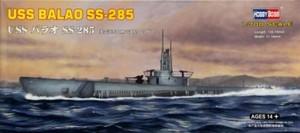 1/700 USS バラオ SS-285