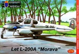 1/72 Let L-200A モラヴァ