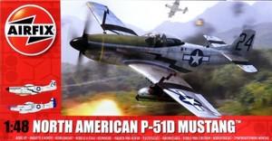 1/48 ノースアメリカン P-51D ムスタング