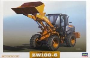 1/35 日立建機 ホイールローダ ZW100-6