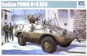 1/35 イタリア プーマ4×4 軽装甲偵察車