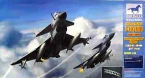 1/48 中国空軍J-10A単座ジェット戦闘機