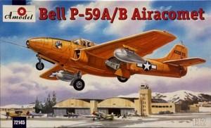 1/72 ベル P-59A/B アエロコメット USAF 戦闘機