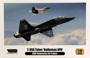 1/48 T-38A タロン 米空軍練習機 「ホロマン米空軍基地」