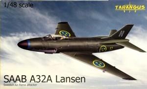 1/48 サーブ A32A ランセン