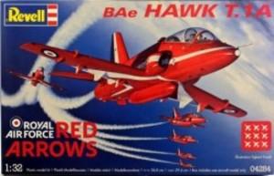 1/32 Bae HawkT.1 Red Arrows