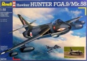 1/32 ホーカー ハンター FGA.9/Mk.58