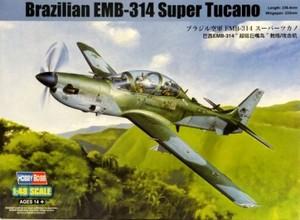 1/48 ブラジル空軍 EMB-314 スーパーツカノ