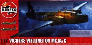 1/72 ヴィッカース ウェリントン Mk.IC