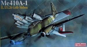 1/72 メッサーシュミット Me410A-1 II./ZG26 ゲルプ ズィーベン