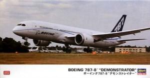 """1/200 ボーイング 787-8 """"デモンストレイター"""""""