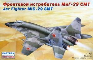 1/72 ロシア MiG-29SMT ジェット戦闘機