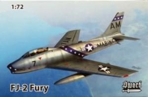 1/72 FJ-2 フューリー