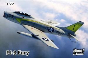 1/72 FJ-3 フューリー