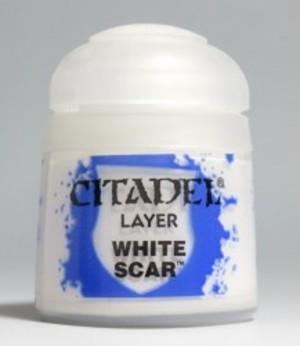 シタデルカラー ホワイト・スカー