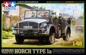 1/48 ドイツ大型乗用軍用車 ホルヒ タイプ1a
