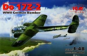 1/48 ドルニエ Do17Z-2 爆撃機