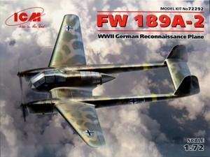 1/72 フォッケウルフ Fw189A-2