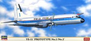 1/144 YS-11 `試作1号機/2号機`
