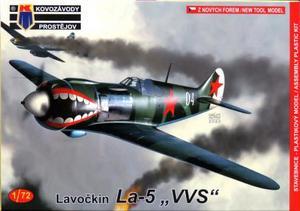 1/72 La-5 「ソ連空軍」