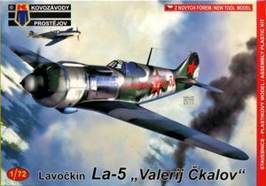 1/72 ラボーチキン La-5 「ソ連邦英雄 ヴァレリー・チカロフ」
