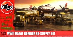 1/72 アメリカ陸軍航空軍 第8爆撃軍団 爆撃補給セット
