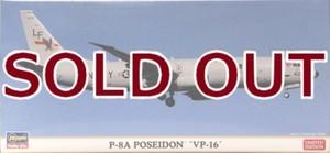 "1/200 P-8A ポセイドン ""第16哨戒飛行隊"""