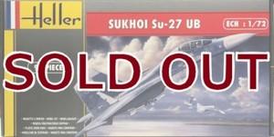1/72 スホーイ Su-27UB フランカー